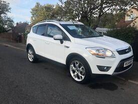 Ford kuga titanium 2010