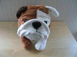IKEA Hund GOSIG BULLDOG BULLDOGGE ca 50 cm Schmusetier Kuscheltier Stofftier