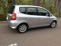 Honda Jazz Automatic Full Service One Lady Owner from new 07