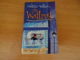 THE WAITRESS - MELISSA NATHAN - Paperback book