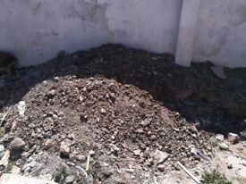 Free back fill soil