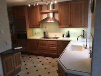 Zeyko German Fitted Complete Kitchen Units + Corian Worktops with Miele De Dietrich Appliances