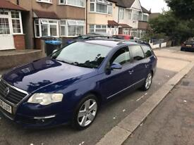 Selling vw passat estate