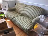 'Highly Sprung' sofa