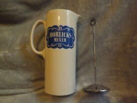 Rare Vintage Horlicks Mixer Jug