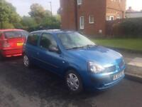 RENAULT CLIO EXPRESSION 1.2/GREAT CONDITION/CHEAP TO RUN/£795