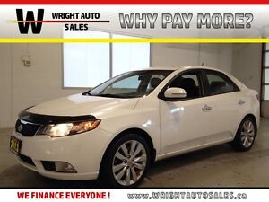 2013 Kia Forte SX| LEATHER| SUNROOF| BLUETOOTH| 78,197KMS