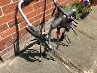 Sturdy Bicycle carrier