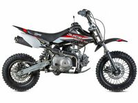 STOMP JUICEBOX 100cc OFF ROAD MOTORCYCLE