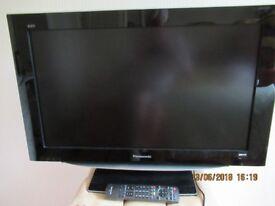 HD-ready 32 inch Panasonic TV