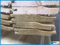 tanalised shiplap timber