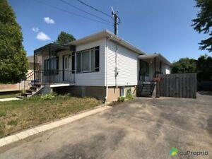 125 000$ - Bungalow à Trois-Rivières (Cap-De-La-Madeleine)