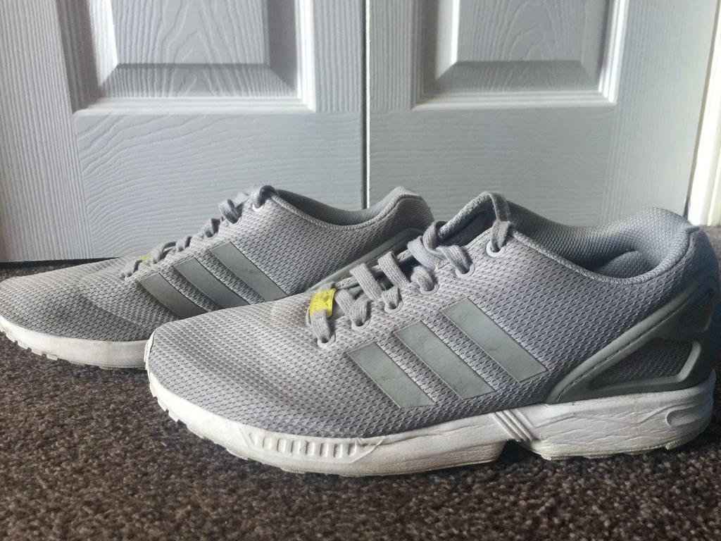 abf8c0597 Adidas ZX Flux Torsion men's trainers in grey UK 11 | in Caerleon ...