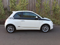 FIAT 500 + 1.4 SPORT + 3 DR + 1 LADY OWNER + 120K FULL SERVICE HISTORY