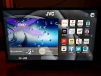 JVC smart tv 32 inches