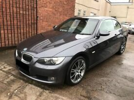BMW 3 Series 3.0 330d Convertible SE - 2 Owners, 12 Months MOT, Service History, SatNav, Heated Seat
