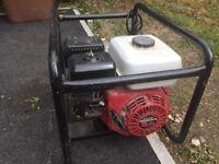 Honda generator for sale