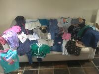 2 Bundles of Girl Clothes, mostly age 4-6, brilliant condition(some new!)