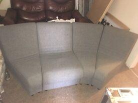 Modern Customisable Sofa Segments
