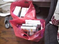 VHS video tapes FREE