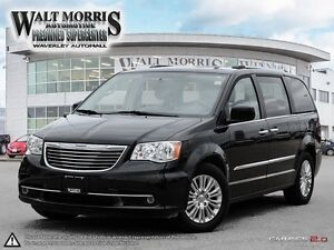 2015 Chrysler Town & Country Premium - LEATHER, PWR SUNROOF & SL