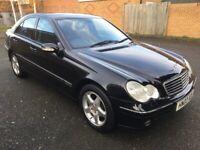 Mercedes-Benz C220 Automatic Saloon Diesel 4 Door Auto