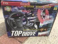 Top Drive steering wheel