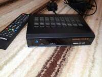Sat / freeview box