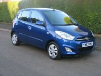 Hyundai i10 Active, one owner full service history. MOT 26 feb. 18.Excellent condition.