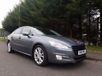 MAY 2012 PEUGEOT 508 ALLURE 2.0 HDI 163BHP 6SPEED FULL SERVICE HISTORY
