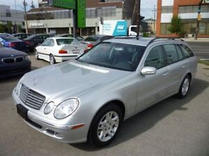 2005 Mercedes-Benz E-Class 320 4MATIC  3RD ROW SEATING/LOADED/1