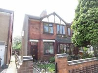 NEWLY REFURBED 2 BED SEMI. New kitchen & bathroom. 2 Receptions. Paved rear yard. Great family home!