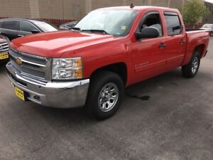 2013 Chevrolet Silverado 1500 LT, Onstar, 4x4, Steering Wheel Co