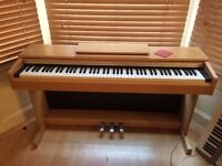YAMAHA YDP 142 Digital Piano MUST GO THIS WEEKEND! £350 RRP £599