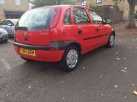 Vauxhall Corsa 1.2 i 16v comford 5dr