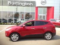 2012 Hyundai Tucson Limited with NAVIGATION, ACCIDENT FREE