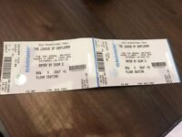 2 x Tickets for League of Extraordinary Gentlemen