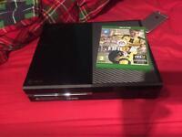 XBOX ONE 500GB - ALL WIRES - FIFA 17 - COD -