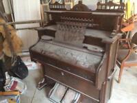 Church organ £100