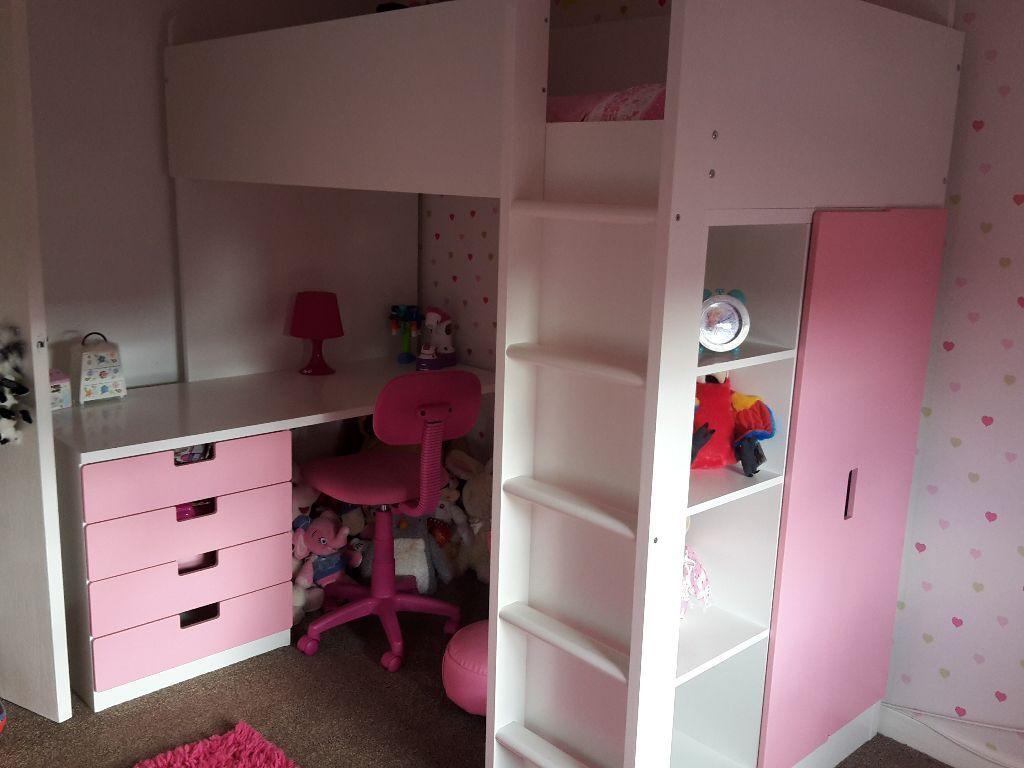 Ikea Loft Bed Kura