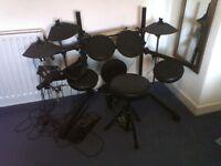 Electric drum kit for sale ,,session pro,,,excellent condition