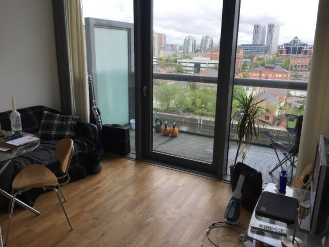 Studio Flat To Rent Salford Quays