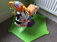 Bouncing Zebra/ Zebra Bouncer