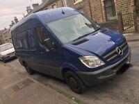 Huddersfield man and van service
