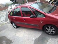 Citroen xsara Picasso. Sell or swap