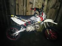 2014 demon x stomp 160cc