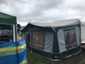 Star camp awning