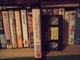 Wanted Old Vhs/Betamax/V2000 films