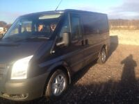 Ford transit 125 trend low miles