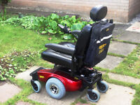 Invacare Pronto with Elevating Seat Electric Power Wheelchair. Great condition. Can deliver.
